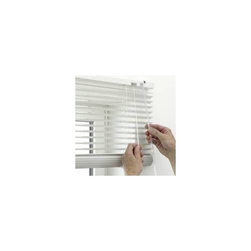 Gardinia Alu Jalousie weiss, 100 x 130 cm