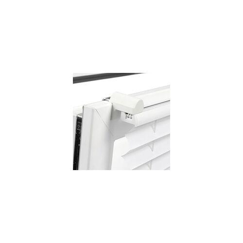 Gardinia EasyFix Plissee weiß, 70 x 130 cm