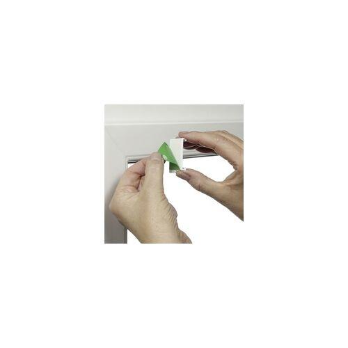 Gardinia EasyFix Doppelrollo weiß, 75 x 150 cm