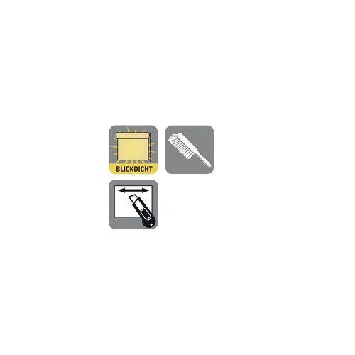 Gardinia Seitenzugrollo grau, 142 x 180 cm