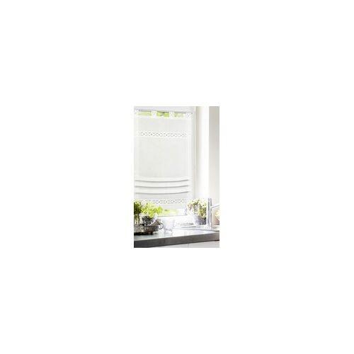 Neusser Collection Clipsrollo Amely Landhaus, weiß, 120 x 60 cm