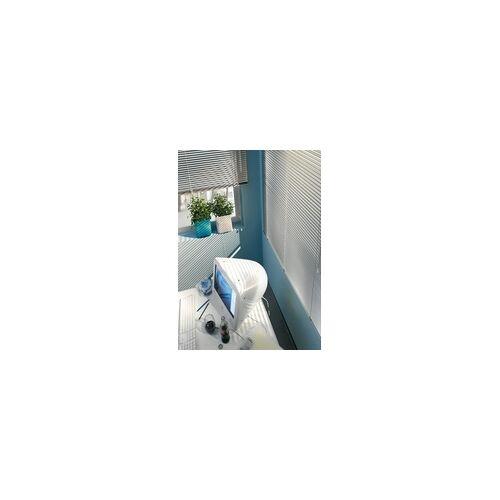 Gardinia Alu Jalousie weiß, 90 x 175 cm
