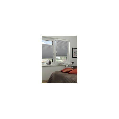 Gardinia EasyFix Plissee Thermo weiß, 80 x 130 cm