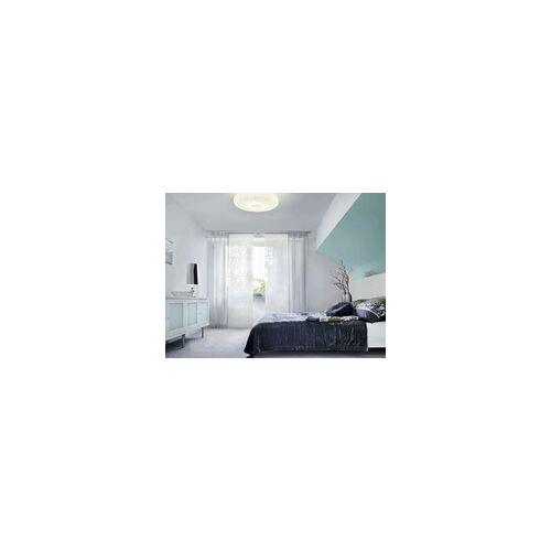 Gardinia Gardinenstange Windsor Ø 25 mm, edelstahl-optik, 120 cm