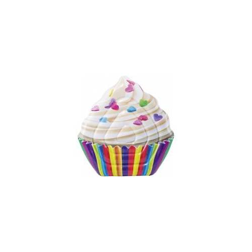 Intex Badeinsel Cupcake Mat 142 x 135 cm ( L x B )