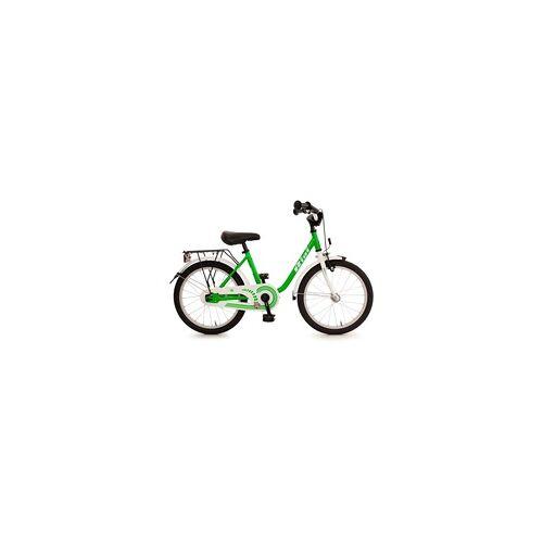 Bachtenkirch Kinderfahrrad Bibi 18 Zoll grün/weiß