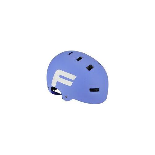 Fischer Fahrradhelm BMX Wing Größe S/M 54-58 cm, blau