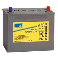 Sunset Energietechnik Sunset Solar-Gelbatterie 60 Ah, 12 Volt