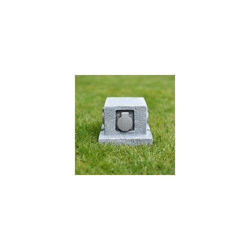 weitere Steckdosen-Verteiler Granit 4 Steckdosen, 1,5 m Zuleitung