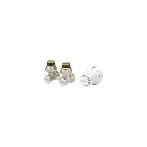 "Danfoss Thermostat-Set Home RAS-CK + RLV-KS 1/2, Eckform"""