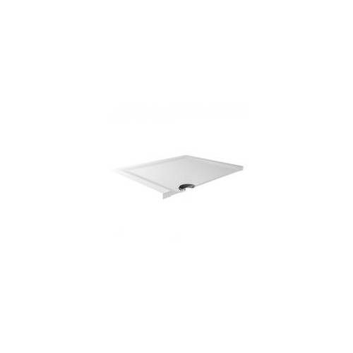 Breuer Duschwanne Noa Flat Line Design 100 x 100 x 4,2 , weiß