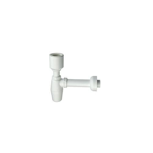 Cornat Urinal-Flaschensiphon 50 mm Kunststoff, weiß