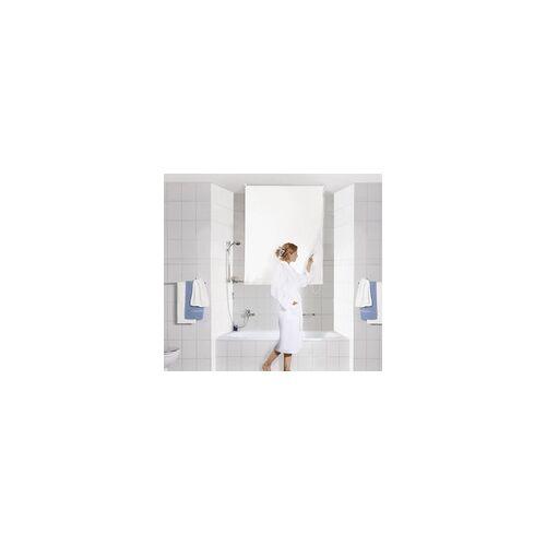 Kleine Wolke Duschrollo 140 x 240 cm weiß