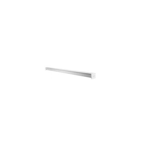 Kleine Wolke Leerkassette für Duschrollo 134 cm weiß
