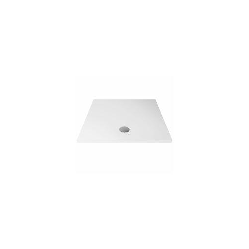Breuer Duschwanne Modern Line 90 x 90 x 3,5 cm, weiß
