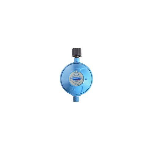 Campingaz Regler 50 mbar mit Schlauchbruchsicherung, R1/4, nur für Campingaz Butangasflaschen