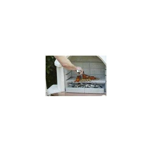 Buschbeck Grillrost verchromt, 54 x 34 cm