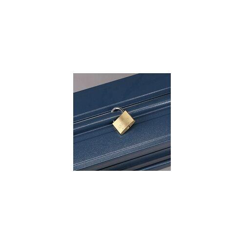 Allit Werkzeugkoffer McPlus Metall 5/47, blau