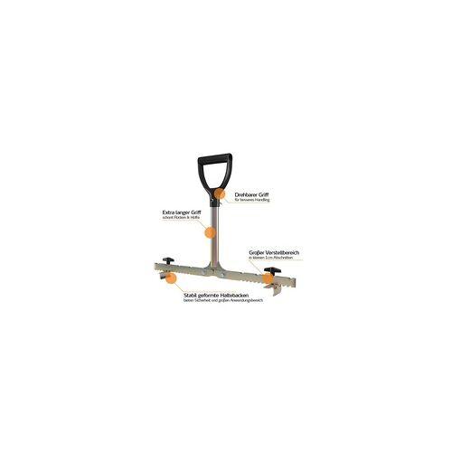 Langfit Plattenheber 30 - 50 cm, Tragkraft max.:60 kg