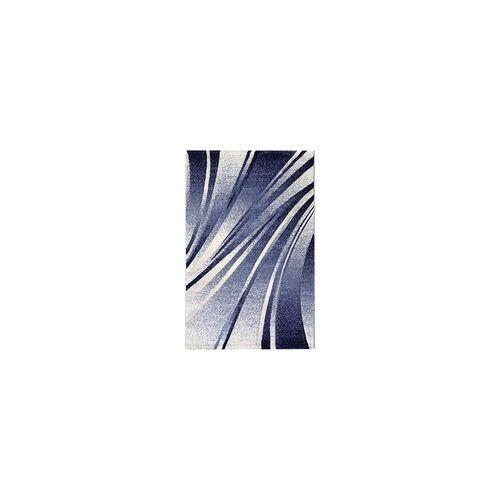 mynes Teppich Trend blau, 120 x 170 cm