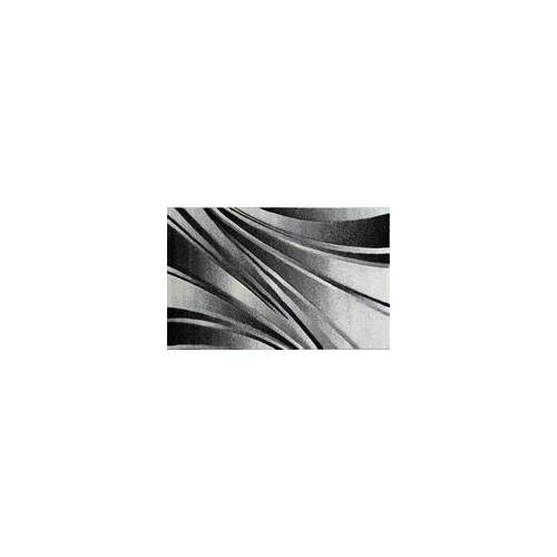 mynes Teppich Trend schwarz, 160 x 230 cm