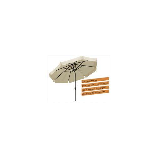 Schneider Schirme Schneider Sonnenschirm Orlando natur, Ø 270 cm