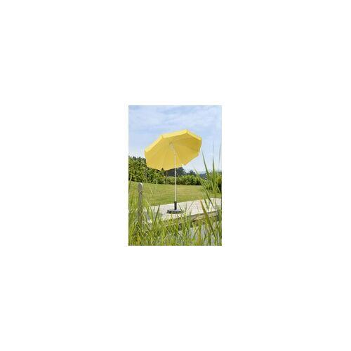Schneider Schirme Schneider Sonnenschirm Ibiza goldgelb, Ø 200 cm