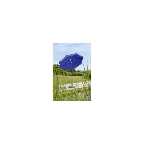 Schneider Schirme Schneider Sonnenschirm Ibiza blau, Ø 200 cm