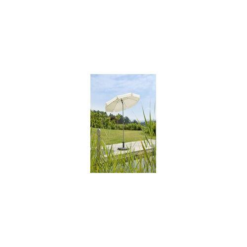 Schneider Schirme Schneider Sonnenschirm Locarno natur, Ø 150 cm
