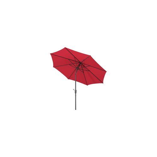 Schneider Schirme Schneider Sonnenschirm Harlem rot, Ø 270 cm