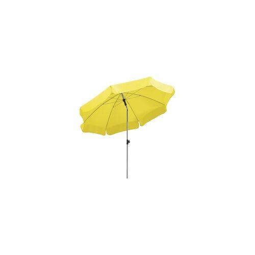 Schneider Schirme Schneider Sonnenschirm Locarno zitrus, Ø 200 cm