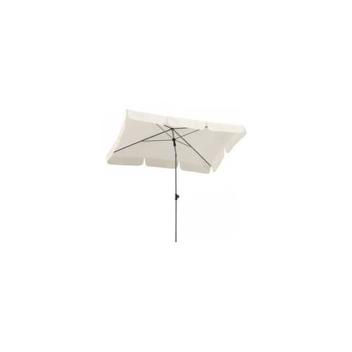 Schneider Schirme Schneider Sonnenschirm Locarno natur, 180 x 120 cm