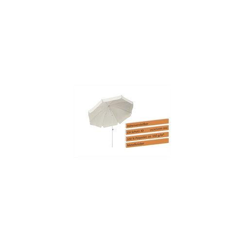 Schneider Schirme Schneider Sonnenschirm Ibiza natur, Ø 200 cm