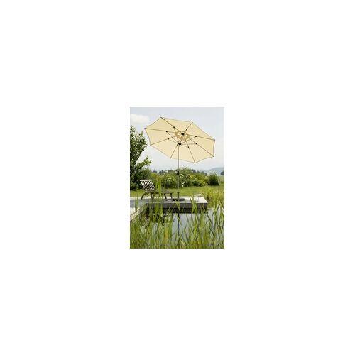 Schneider Schirme Schneider Sonnenschirm Venedig natur, Ø 270 cm