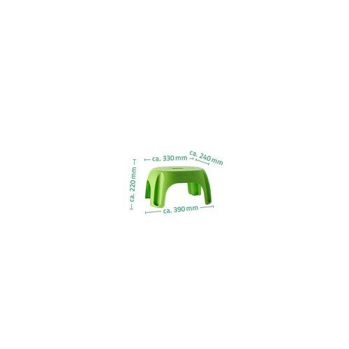 Ridder Bad-Schemel Eco grün