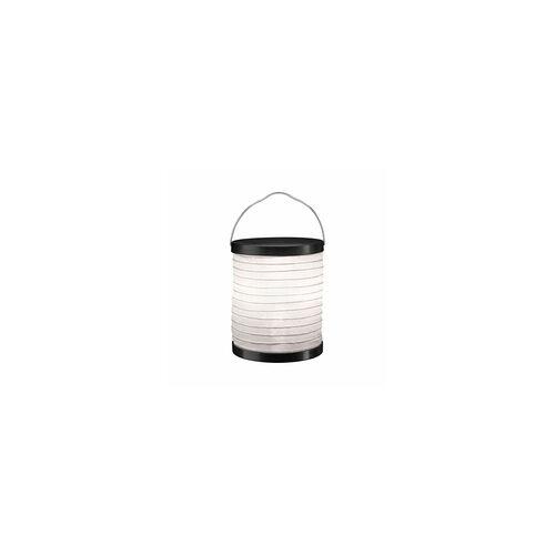 Paulmann Licht Paulmann LED Akku-Hängeleuchte Lampion IP44, weiß/anthrazit, Akkubetrieb