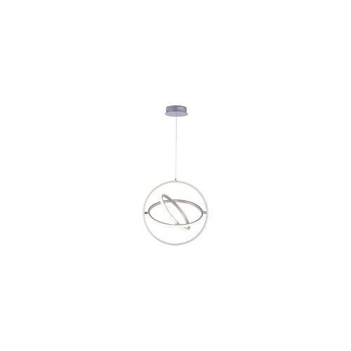 LeuchtenDirekt Leuchten Direkt LED Pendelleuchte Jella stahl
