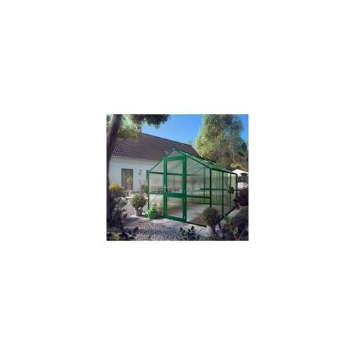KGT Kreative Garten Technik KGT Alu-Gewächshaus Rose III 233 x 323 cm