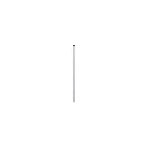 GAH ALBERTS GAH-Alberts Zaunpfosten Madrid 150 cm, 4 x 4 cm, feuerverzinkt