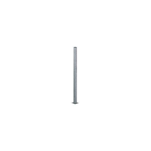GAH ALBERTS GAH-Alberts Zaunpfosten Madrid 81,5 cm, 4x 4 cm, feuerverzinkt