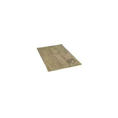 Nobby Schmutzfangmatte DRY und CLEAN taupe M, 91 x 66 cm