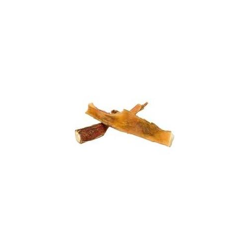 Beetzees Beeztees Rinderkopfhaut 10 Stück, Länge 20 cm