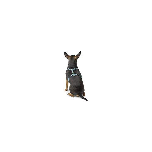 Hunter Hundegeschirr Tripoli 37-52/XS-S hellblau