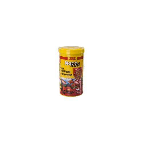 JBL NovoRed Hauptfutter-Flocken für Goldfische, 1000 ml