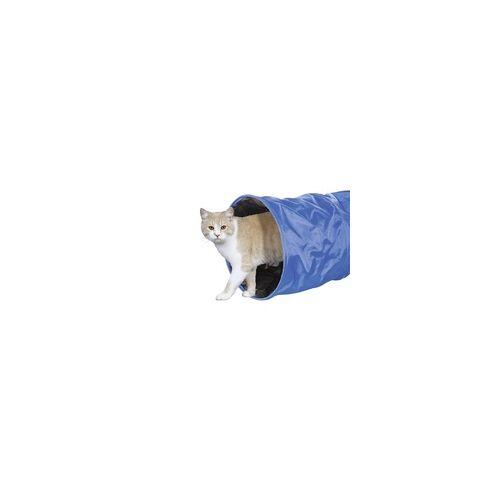 Nobby Katzentunnel 115 x 30 cm, blau