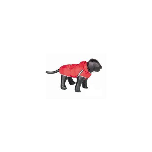 Nobby Hundemantel Rainy Größe 36 cm, rot