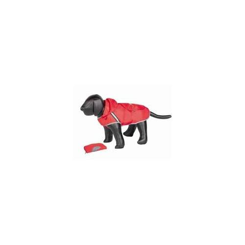 Nobby Hundemantel Rainy Größe 40 cm, rot