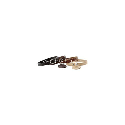 Hunter Hundehalsband Aalborg 42 cm , schwarz