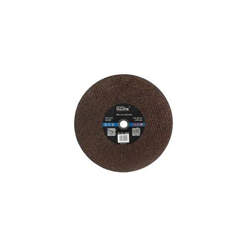 Güde Metalltrennscheibe 355 x 25,4 mm
