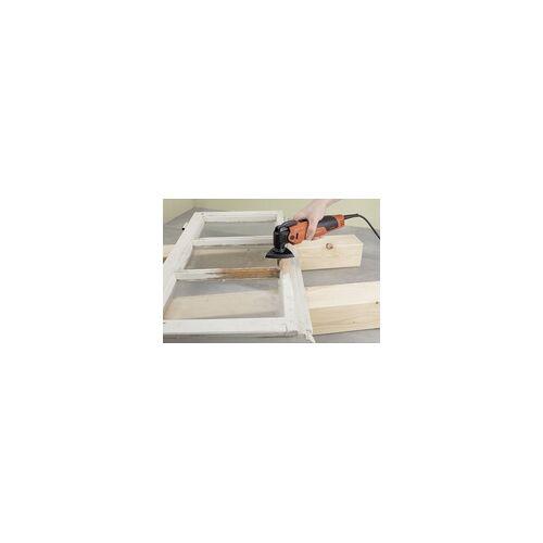 Wolfcraft Schleifplatte Delta-Haft 95 mm